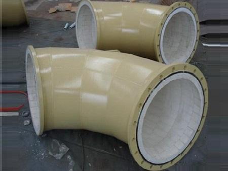 陶瓷耐磨弯头